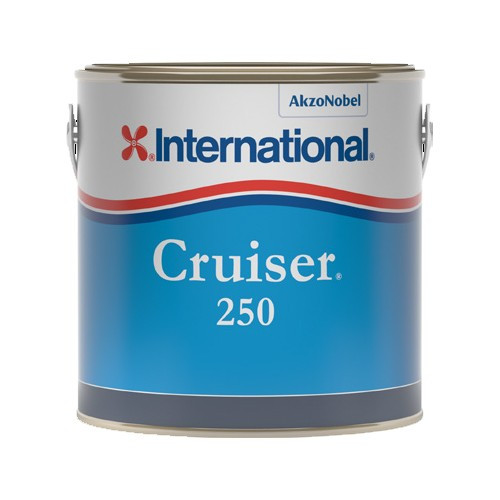 International Cruiser 250 Antifoul - 3LTR