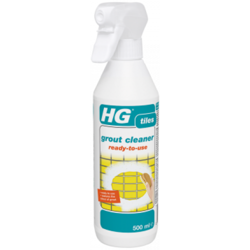 HG Grout cleaner ready-to-use - 500ml