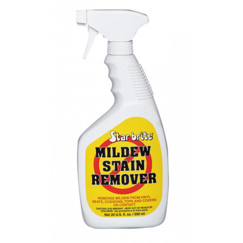 Starbrite Mildew Stain Remover 20Oz now called stain remover with bleach