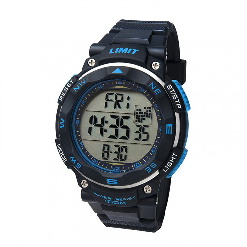 Limit Digital Blue Watch