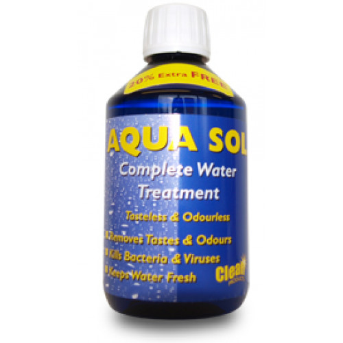 Aqua Sol - Complete Water Treatment(300ml)