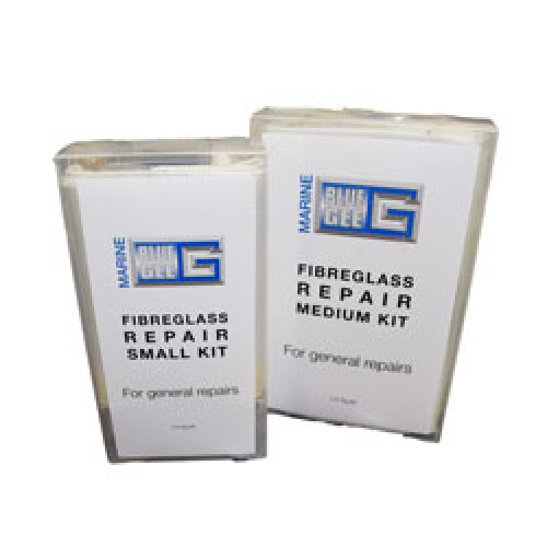 Blue Gee Fibreglass Repair Kits