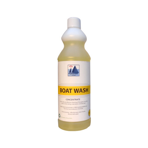 Wessex Chemical Factors - Boat Wash 750ml