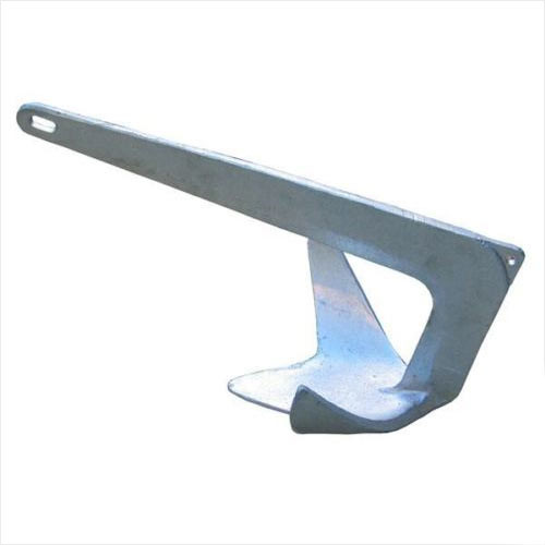 Bruce Type Galvanised Anchor - 2KG