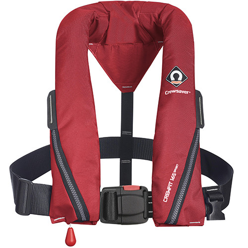 Crewsaver Crewfit 165N Sport - Manual Lifejacket