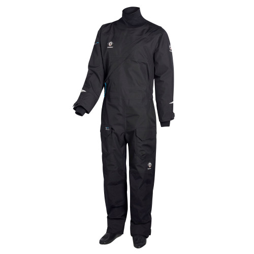 Crewsaver Atacama Pro Drysuit & FREE fleece undersuit - Black