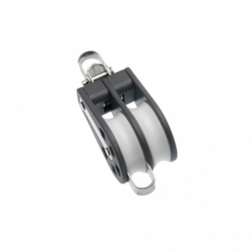 Size 2 Plain Block Double Reverse Shackle & Becket
