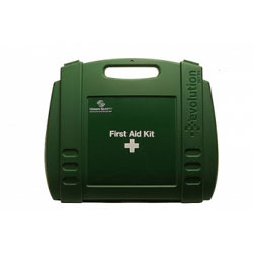First Aid Box - Empty