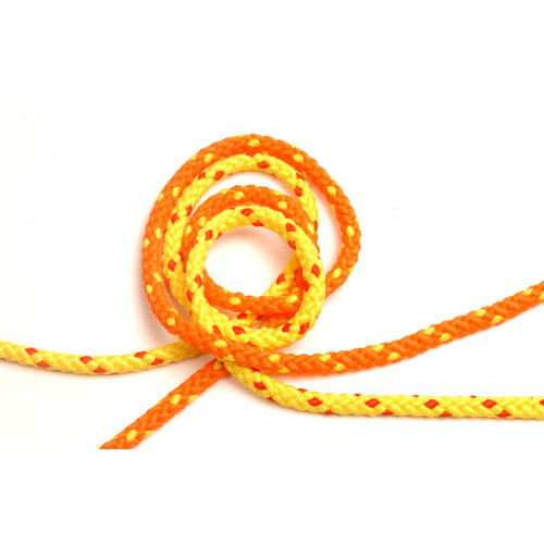 Floatline Safety Rope 8mm - Orange/Yellow