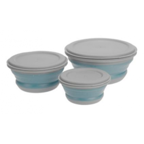 Summit 3 Piece Pop-Up Bowl Set