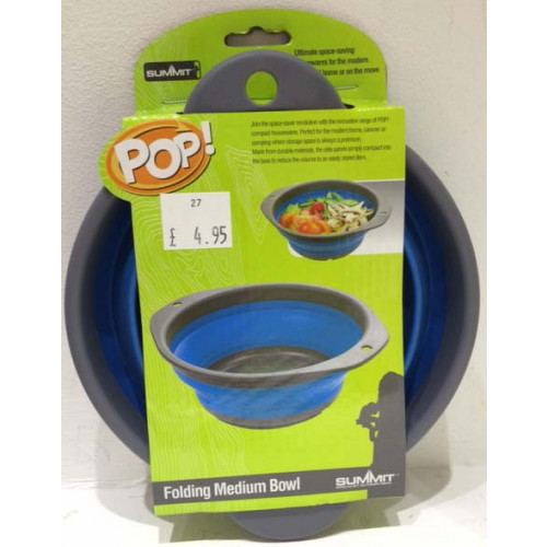Summit Pop-Up Medium Bowl