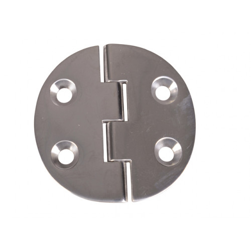 Stainless Steel AISI 316 Round Hinge