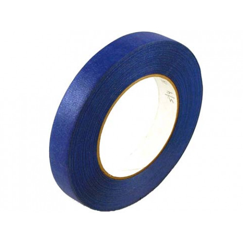 25mm Blue Low Tack Masking Tape - 25m