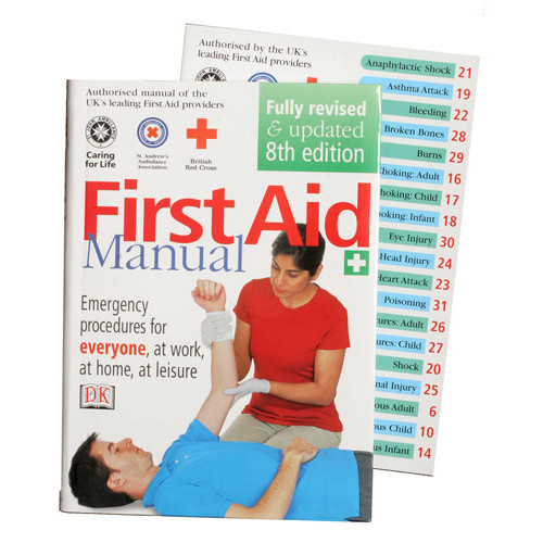 First Aid Manual - St Johns