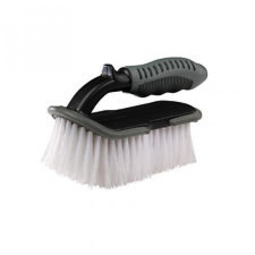 Silverline Soft Wash Hand Scrub Brush