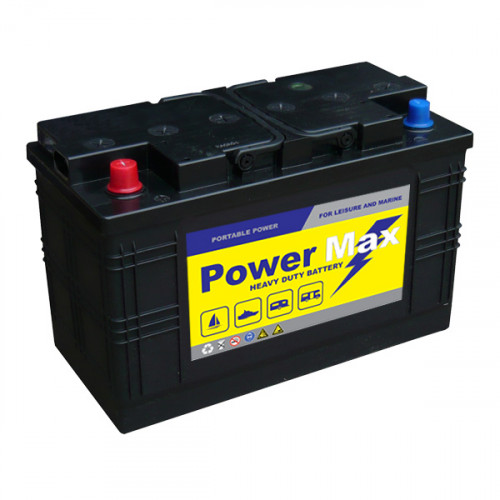 110Ah Powermax Leisure Battery (COLLECTION ONLY)