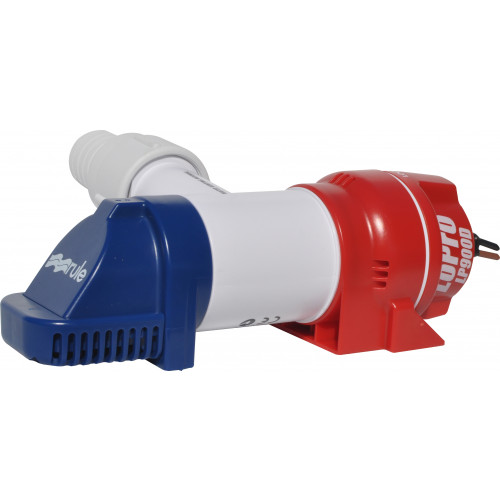 LP900D Rule LoPro Manual Submersible Bilge Pump