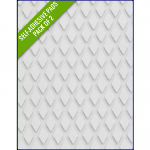 Treadmaster Grip Pads 275 x 135 mm White