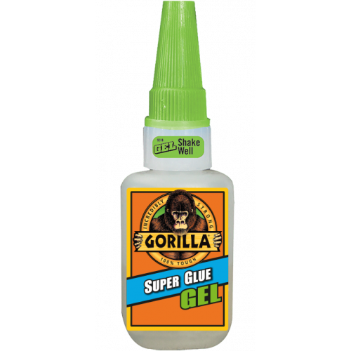 Gorilla Super Glue Gel - Impact-Tough™ Formula!
