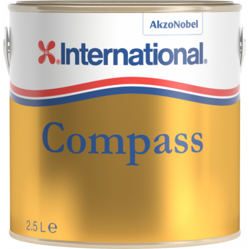 International Compass Gloss Varnish - 750ml